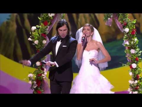 Вера Брежнева и Александр Ревва - Прованс (Две Звезды 2014)