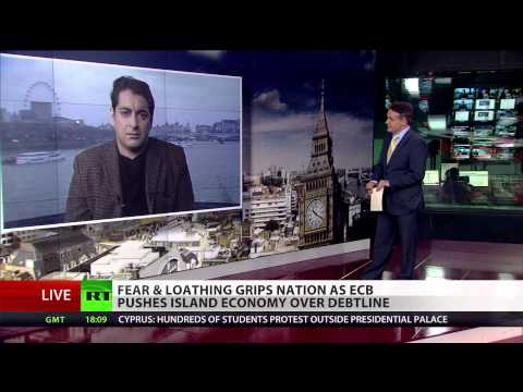 'Unique Cyprus model to spill further across Eurozone'