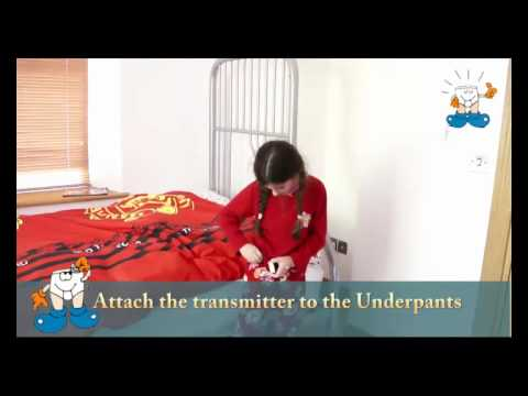Bedwetting Alarm, Bedwetting in Children