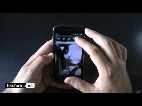 Huawei Ascend G300 videoreview da Telefonino.net