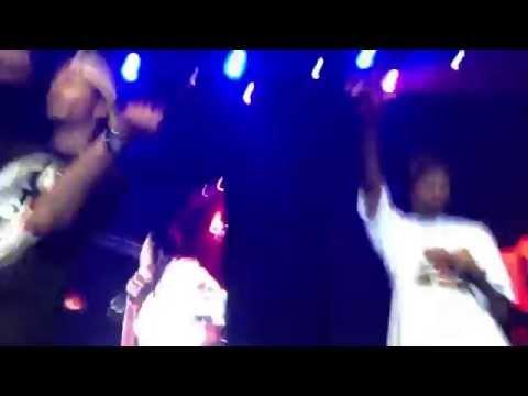 Bone Thugs n Harmony - Body Rott & Family Tree (Live at MOA Arena 2014)