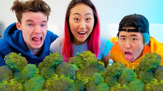 FIRST TO FINISH GROSS BROCCOLI WINS $10,000 DOLLARS!!