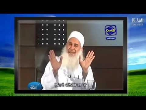 Disa fjalë mbi syefaqësinë - Muhammed Husejn Jakub