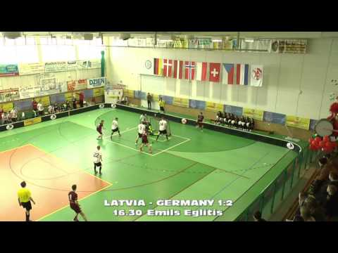 10 Polish Cup: GERMANY - LATVIA 3:4 (2:1; 0:1; 1:2)