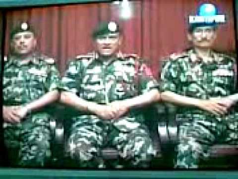 Nepal Army Chief Army Chief of Nepal Press