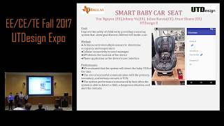 Track 1 Group 11: Smart Baby Car Seat