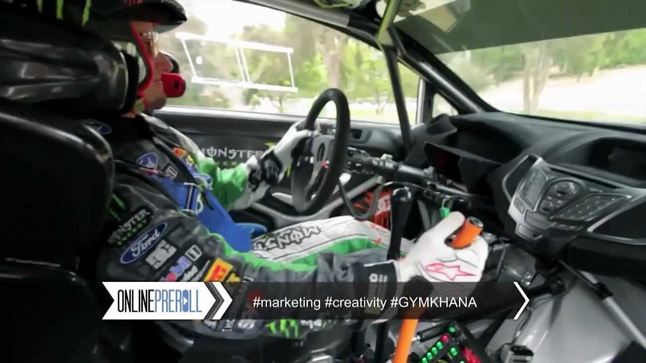 ken block inside gymkhana preview youtube. Black Bedroom Furniture Sets. Home Design Ideas