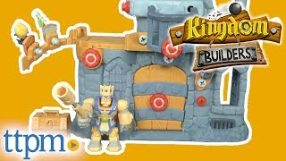Little Tikes Kingdom Builders Hex Castle from MGA Entertainment