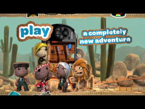 Little Big Planet: Psp! video