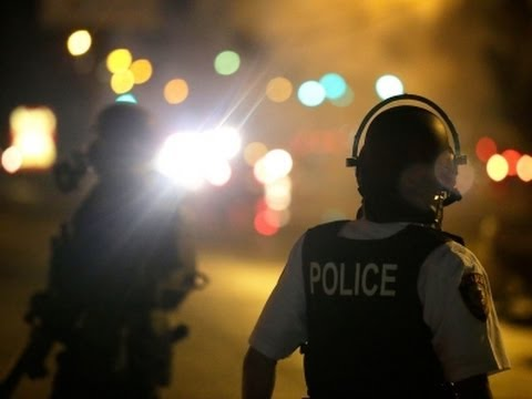 Police: Man Shot As Ferguson Curfew Begins