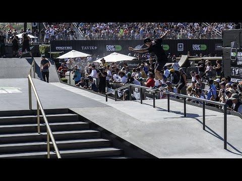 Best of Rail Team Challenge Dew Tour Long Beach 2016