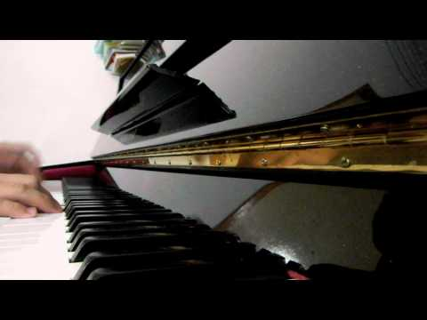 Daniel Powter - Next Plane Home (Piano Cover)
