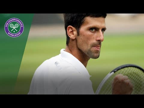 Novak Djokovic Beats Rafa Nadal 10-8 In Fifth Set Of Their Semi-final Epic | Wimbledon 2018