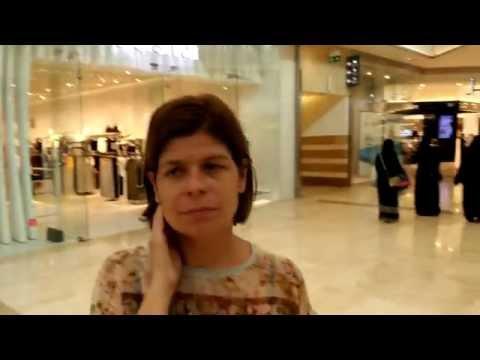 Mi viaje a Abu Dhabi (EUA) un dia de compras