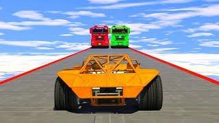 INSANE RAMP CAR TROLL LEVEL! (GTA 5 Funny Moments)