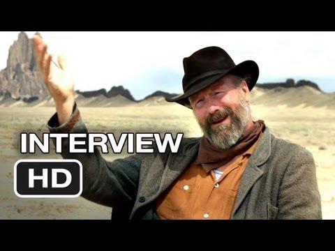 The Host Interview - William Hurt (2013) - Stephanie Meyer Movie HD