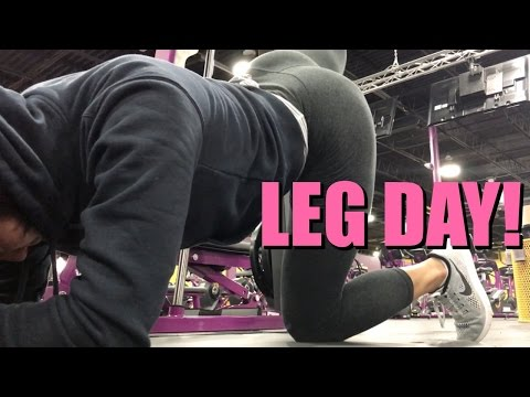 5 A.M CAMEL TOE & FULL LEG DAY WORKOUT | ITSJUSTKELLI thumbnail