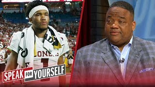 Kyler Murray's personality might not fit QB obligations – Jason Whitlock | NFL | SPEAK FOR YOURSELF