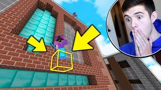 The MOST CLUTCH MOMENT EVER in MINECRAFT BEDWARS!!!