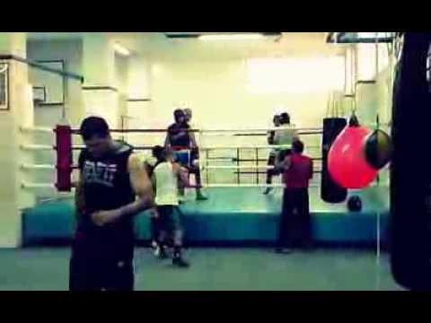 vladimir boxing club