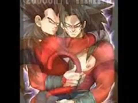 Goku Vegeta Yaoi ^^ video