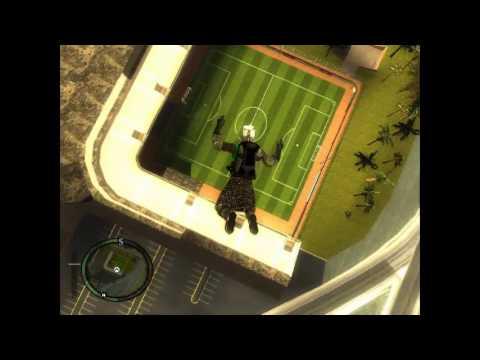 Descargar e instalar El Mod Futbol + Estadio - Gta San Andreas (loquendo)