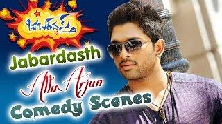 Allu Arjun Movies Back 2 Back Comedy Scenes || Latest Telugu Comedy Scenes 2016