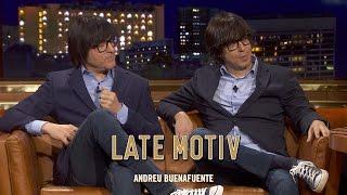 LATE MOTIV - Luis Piedrahita x 2 | #LateMotiv225