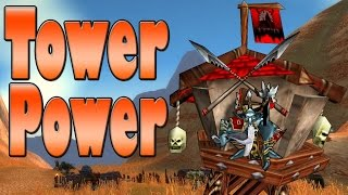 Warcraft 3 - Tower Power