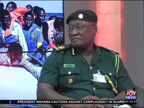 Migration in Ghana - AM Show on Joy News (4-4-16)
