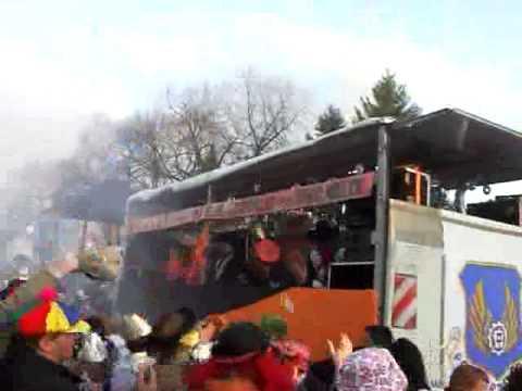 Karneval in Wahn 2008 (Teil 2) - Karnevalszug