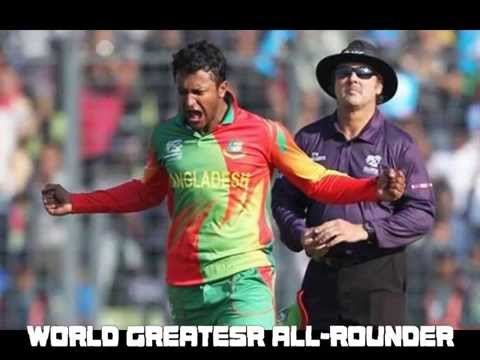 Icc world t20 allrounder Ranking top 10 [leatest updated-15-12-2014] Video Make by Foysal Khan Shatu