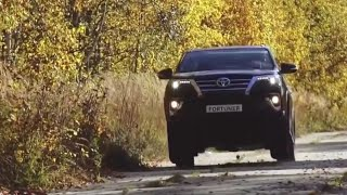 #ToyotaFortuner #Offroading 2019 Toyota Fortuner - Extreme OffRoading