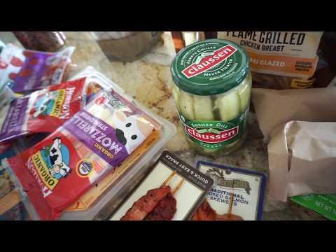 VSG FOOD HAUL | 4-5 weeks Post Op