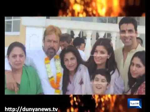 Rajesh Khanna's Family