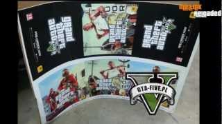 GTA V: Leaked Release Date - Spring 2013 - Informations and News