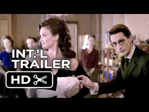 Yves Saint Laurent Official International Trailer 1 (2014) - Fashion Designer Biopic HD