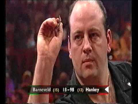 van Barneveld vs Hankey Darts World Championship 2001 Quarter Final van Barneveld vs Hankey