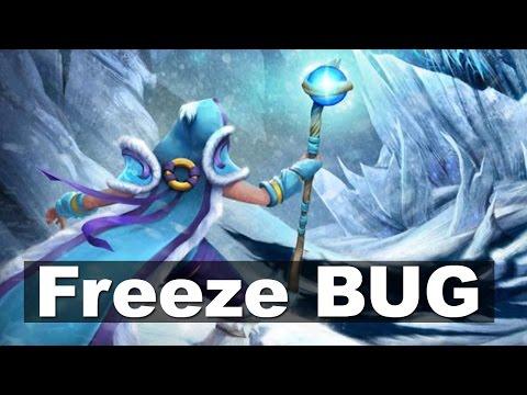 Dota 2 Reborn: Freeze Flash Mob Bug