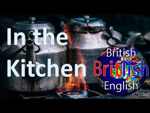 In the Kitchen | Learn English | Vocabulary