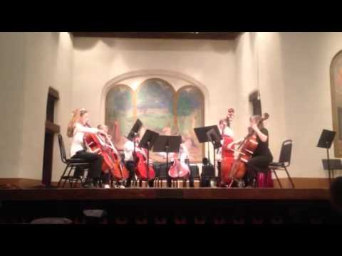 Santa Fe Waldorf School 4th Grade Cellos