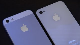 iPhone 5 vs iPhone 4S - Camera