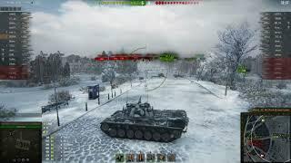 Leopard 1, 9k DMG