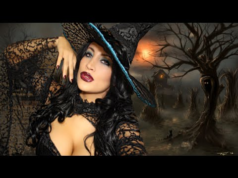 EASY ENCHANTED WITCH MAKEUP TUTORIAL