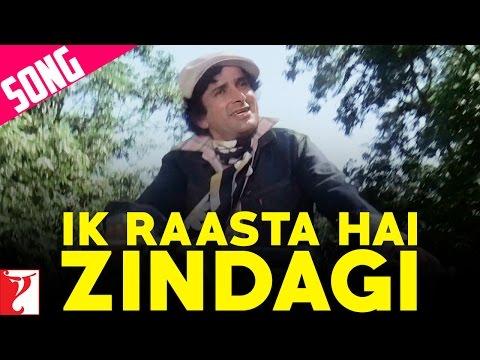 Ik Raasta Hai Zindagi - Song - Kaala Patthar