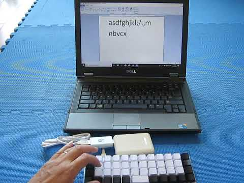 Bluetooth Adapter for Keyboard & Mouse working with OLKB Planck