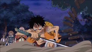 Luffy Becomes Nightmare Luffy One Piece ENG SUB HD PART 2