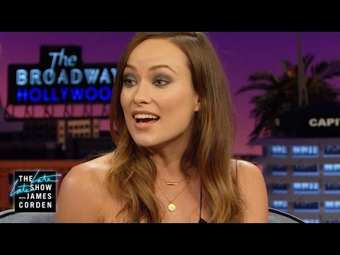 10-Year-Old Olivia Wilde Met Chris Farley