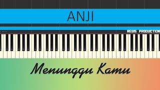 Anji - Menunggu Kamu (Karaoke Acoustic) by regis