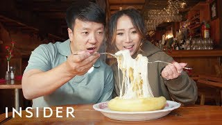 Join Food Experts Mike Chen And Herrine Ro On The Great Cheese Hunt